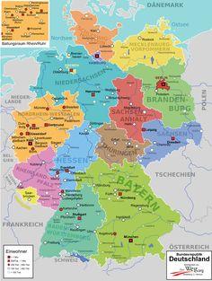 Deutschlandkarte | Der Weg Frankfurt Germany, Black History Facts, In This Moment, Places, Kids, Knights, Castles, I Found You, Denmark