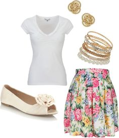 """Spring Fling"" by sarahtcole on Polyvore"