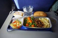 Can airline food be tasty? Share your experiences. #BizTravel #AirlineFood #Food #Airlines #Travel