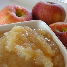 Sarah's Applesauce Allrecipes.com