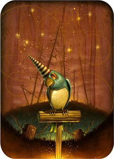 Nathan Ota-king bird-2007