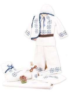 Trusou botez #personalizat complet si Hainute botez in frumosul stil traditional romanesc Bell Sleeves, Bell Sleeve Top, Gabriel, Costume, Tops, Women, Fashion, Moda, Archangel Gabriel