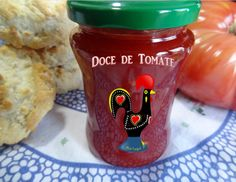 Doce de Tomate – Tomato Jam recipe from Tia Maria's Blog