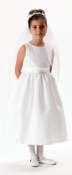 Ella First Communion Dress