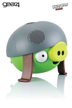 Angry Birds Green Pig Dock For IPod And IPhone
