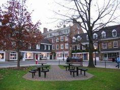 Palmer Square, Princeton