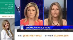 Organic Cosmetics Trend | (858) 314-9244