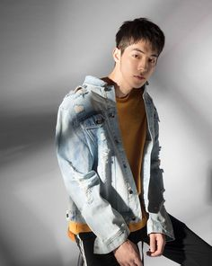 Penshoppe puts the spotlight on its Denimlab collection with a new series of images. In addition to Zayn Malik fronting the season's campaign… Lee Sung Kyung, Lee Seung Gi, Korean Celebrities, Korean Actors, Nam Joo Hyuk Photoshoot, Jong Hyuk, Gong Myung, Park Bogum, Kim Book