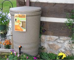 Rain Barrel Soaker Hose is specially formulated for rain barrels and gravity irrigation systems.