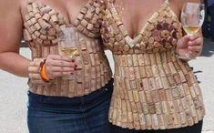 Winecork clothing! If only I were crafty. #wine