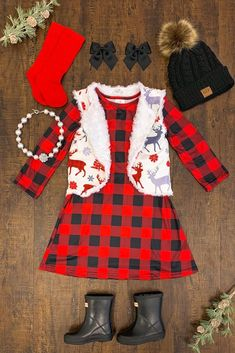 Shop cute kids clothes and accessories at Sparkle In Pink! With our variety of kids dresses, mommy + me clothes, and complete kids outfits, your child is going to love Sparkle In Pink! Little Girl Outfits, Little Girl Fashion, Toddler Outfits, Kids Outfits, Kids Fashion, Cute Outfits, Cheap Fashion, Fashion Wear, Fashion Clothes