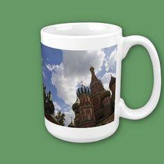 Moscow Mug by claudiaf65
