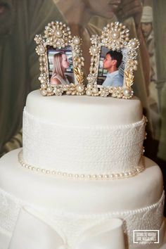 topo do bolo porta retrato