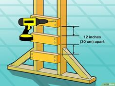 How to Build Monkey Bars. With a little elbow grease and ingenuity, you can make your own set of monkey bars using some planks of wood, screws, and bars that you can purchase online or at a hardware store. Backyard Playground, Backyard For Kids, Diy Monkey Bars, Swing Set Parts, Outdoor Play Equipment, Playhouse Outdoor, Kids Play Area, Diy Bar, Bar Set