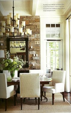 Stylelinx: DeLiCiOuS Dining Rooms
