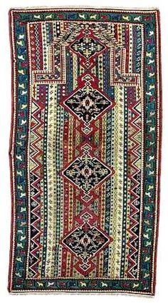Guide To Caucasian Prayer Rugs