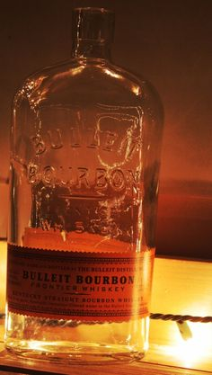 Bulleit Bourbon - my favorite. Bulleit Bourbon, Refreshing Drinks, Scotch, Whiskey Bottle, Dallas, Nom Nom, Ipad, Beer