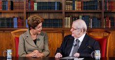 osCurve Brasil : Dilma diz que 'não é de ferro' e que fica triste c...