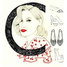 Zoe More OFerrall – Pen and Ink illustrator