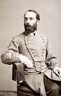 Major General Joseph Wheeler of the Confederate Army