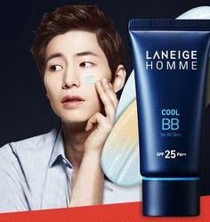 Song Jae Rim for Laneige Homme