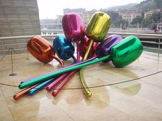 Lady of 'The Arts': Jeff Koons- Yesterday I Liked You And Today I Love You