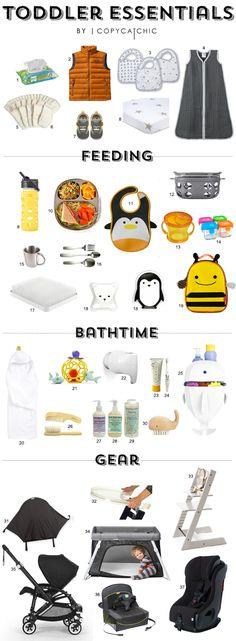 Parent Props   Toddler Essentials