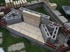 Concrete Block Outdoor Fireplace Plans - Bing Images