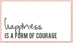 Happiness is not only a form of courage, it can also be something really scary. In this post, I talk about the 21 days of praise! #praise #happiness #selfworth