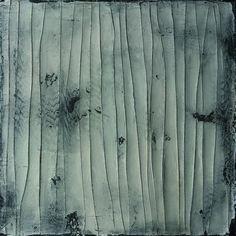 Hideaki Yamanobe Scratch M-2 2007, Acryl auf Nessel 100 x 100 cm