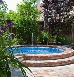 Brick Spa Spas Terry Design Inc Fullerton CA Brick Spa Spas Terry Design Inc Fullerton CA The post Brick Spa Spas Terry Design Inc Fullerton CA appeared first on Garten ideen. Brick Spa Spas Terry Design Inc Fullerton, CA Hot Tub Backyard, Small Backyard Pools, Small Pools, Swimming Pools Backyard, Pool Spa, Above Ground Pool Landscaping, Backyard Patio Designs, Small Backyard Landscaping, Landscaping Ideas