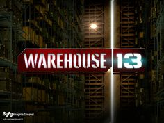 TV Show - warehouse 13 Wallpaper
