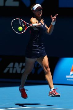 Sam Stosur wins her first round at the AO 2013 Jan 14 2013- Getty Images