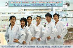 Liên thông Đại học ngành Dược hệ chính quy tuyển sinh năm 2015 - Hànộimới