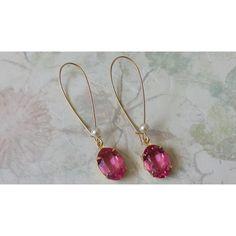 Rose Rhinestone Earrings (32 BGN) ❤ liked on Polyvore featuring jewelry, earrings, earrings jewellery, rose earrings, rhinestone stud earrings, rose jewelry and rhinestone earrings