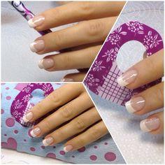 Come fare la ricostruzione unghie con nail form www.youtube.com/c/PassionBeauty