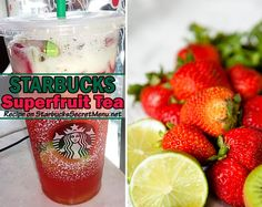 Superfruit+Iced+Tea+|+Starbucks+Secret+Menu