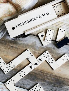 Fredericks & Mae Moon & Star Dominos at Free People Clothing Boutique