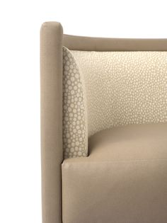 Spot On Upholstery in Tea by Dorothy Cosonas for KnollTextiles. #Cosonas
