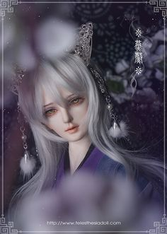 YanWei, 62cm Telesthesia Boy - BJD Dolls, Accessories - Alice's Collections