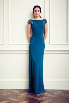 Jenny Packham   Resort 2015 Collection   Style.com