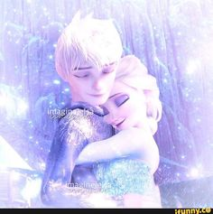THIS IS GLORIOUS!!!! JELSA!!!!!!