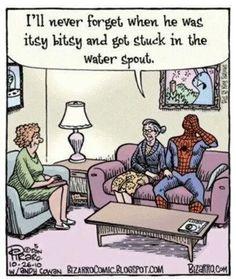 Poor Spider-Man