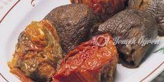 Kuru Patlıcan ve Biber Dolması Tarifi – Kuru Patlıcan ve Biber Dolması Nasıl Yapılır?
