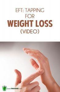 EFT tapping for weightloss More