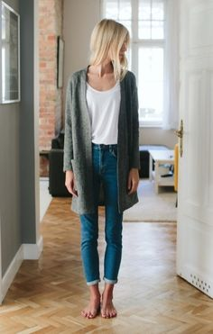 Gray sweater - Sweaters - MLE Collection