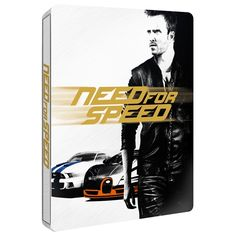 Need for Speed (Entertainment Store Exclusive 2D & 3D Blu-Ray Steelbook)