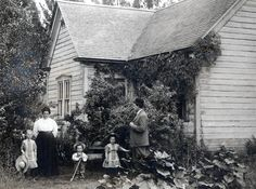 Oregon pioneers