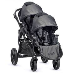 Whether you're looking for a travel system, a pram, a double stroller, a triple, or just a single, the City Select could be the only stroller you'll ever need. The most versatile stroller on the market today, the City Select was designed to keep your f