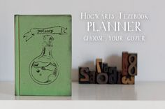 2014 Daily Harry Potter Planner - Choose your cover